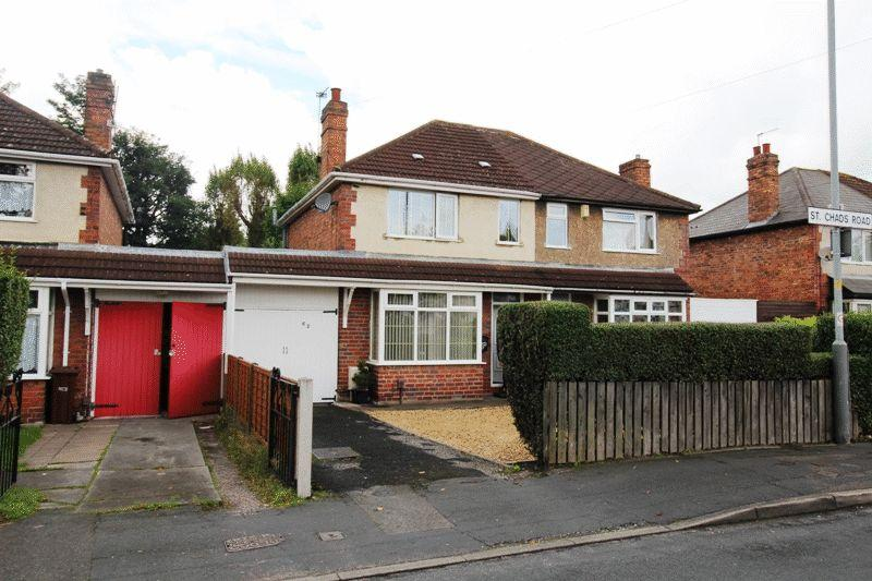 2 Bedrooms Semi Detached House for sale in St Chads Road, Bilston