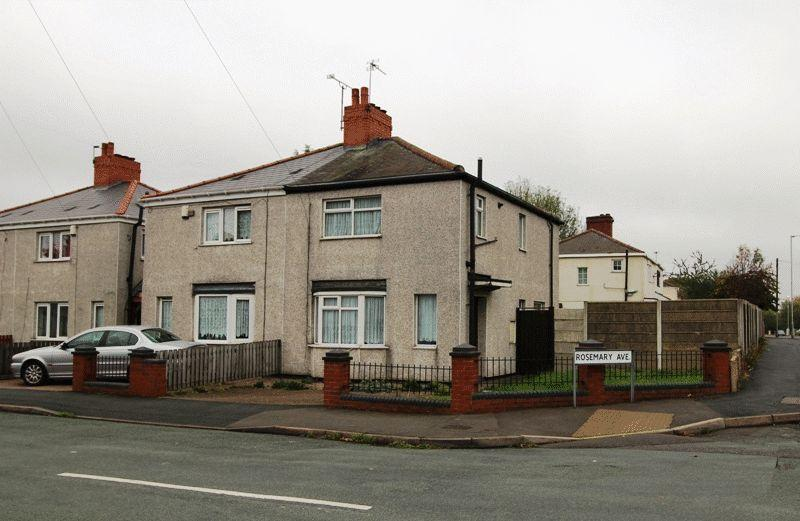 3 Bedrooms Semi Detached House for sale in Rosemary Avenue, Bilston
