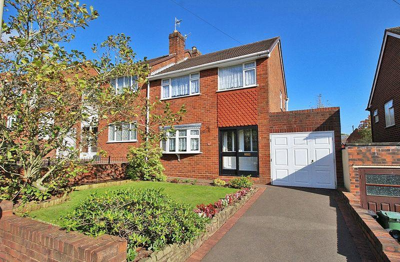 3 Bedrooms Semi Detached House for sale in Tennyson Road, THE STRAITS