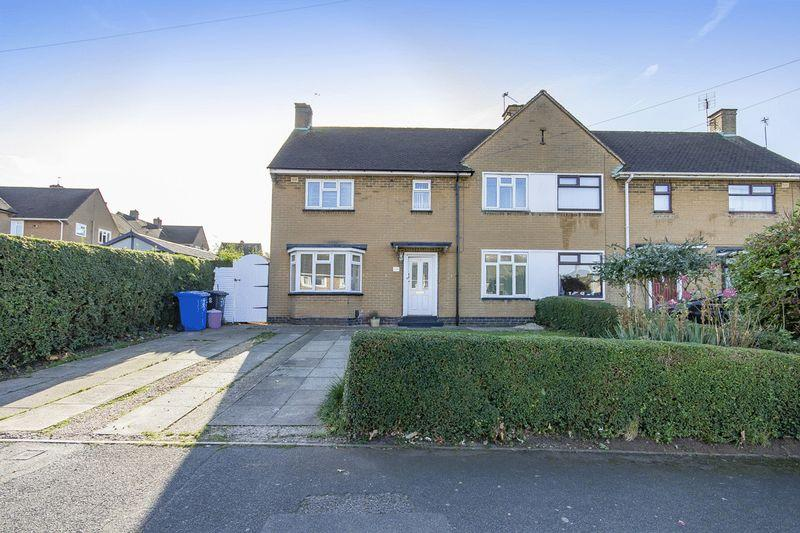 3 Bedrooms Semi Detached House for sale in WOODLANDS LANE, CHELLASTON