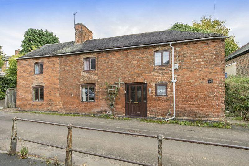 3 Bedrooms Detached House for sale in THE OLD FORGE, SCHOOL LANE. CHELLASTON