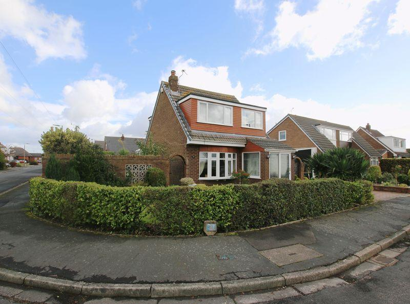 3 Bedrooms Detached House for sale in Rivington Close, Tarleton