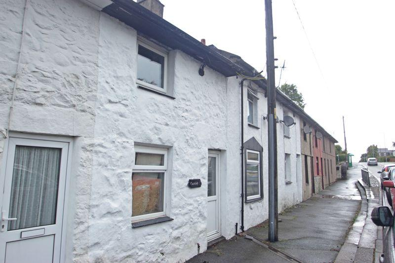 1 Bedroom Terraced House for sale in Penygroes,Gwynedd