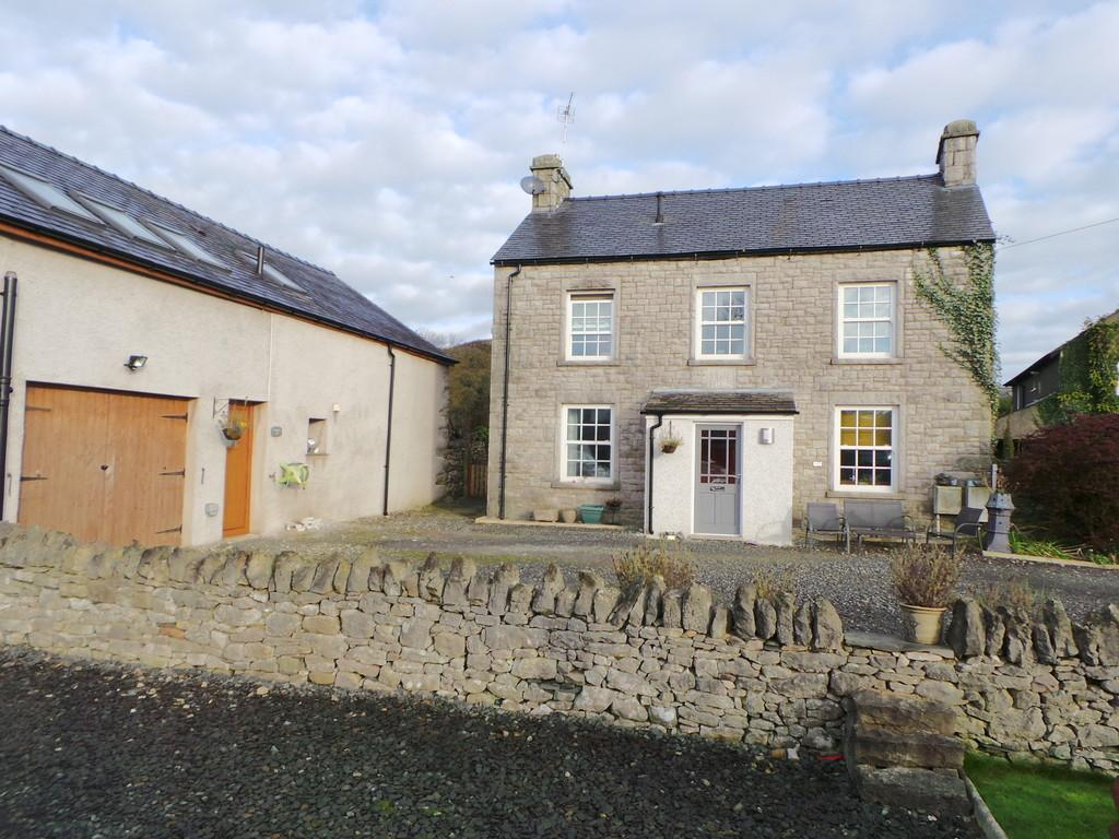 3 Bedrooms Detached House for sale in Clerk Beck House, Church Road, Great Urswick LA12 0SZ