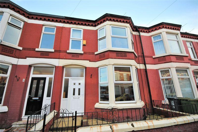 3 Bedrooms Terraced House for sale in St Marys Street, Wallasey