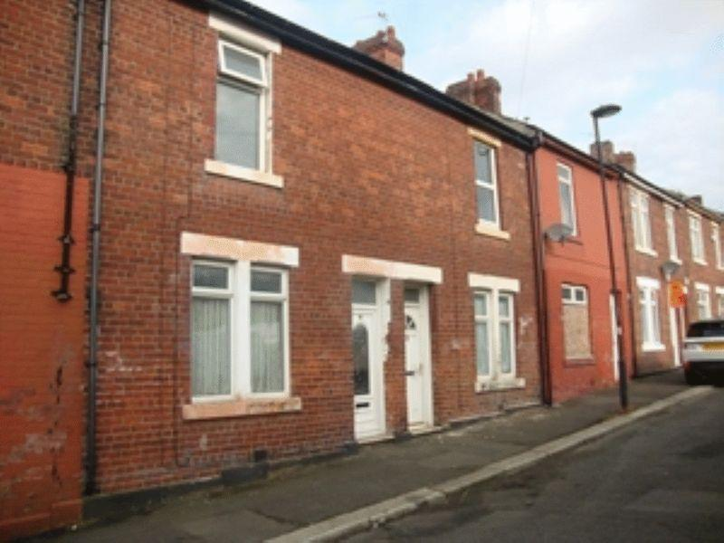 2 Bedrooms Terraced House for sale in Chatton Street, Wallsend - Two bedroom terraced house