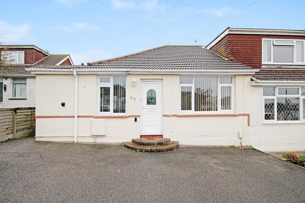3 Bedrooms Semi Detached Bungalow for sale in Mountview Road, Sompting