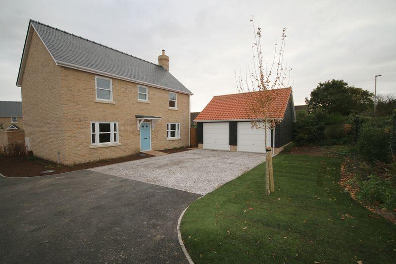 4 Bedrooms Detached House for sale in 5 Hamilton Gardens, Fordham
