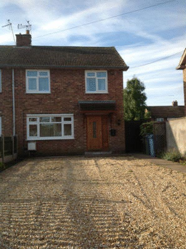 3 Bedrooms Semi Detached House for rent in Station Avenue, Ranskill, Retford