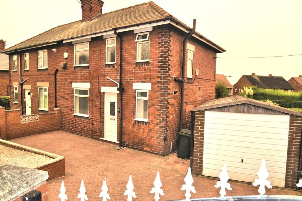 2 Bedrooms Semi Detached House for sale in Daylands Avenue, Conisbrough