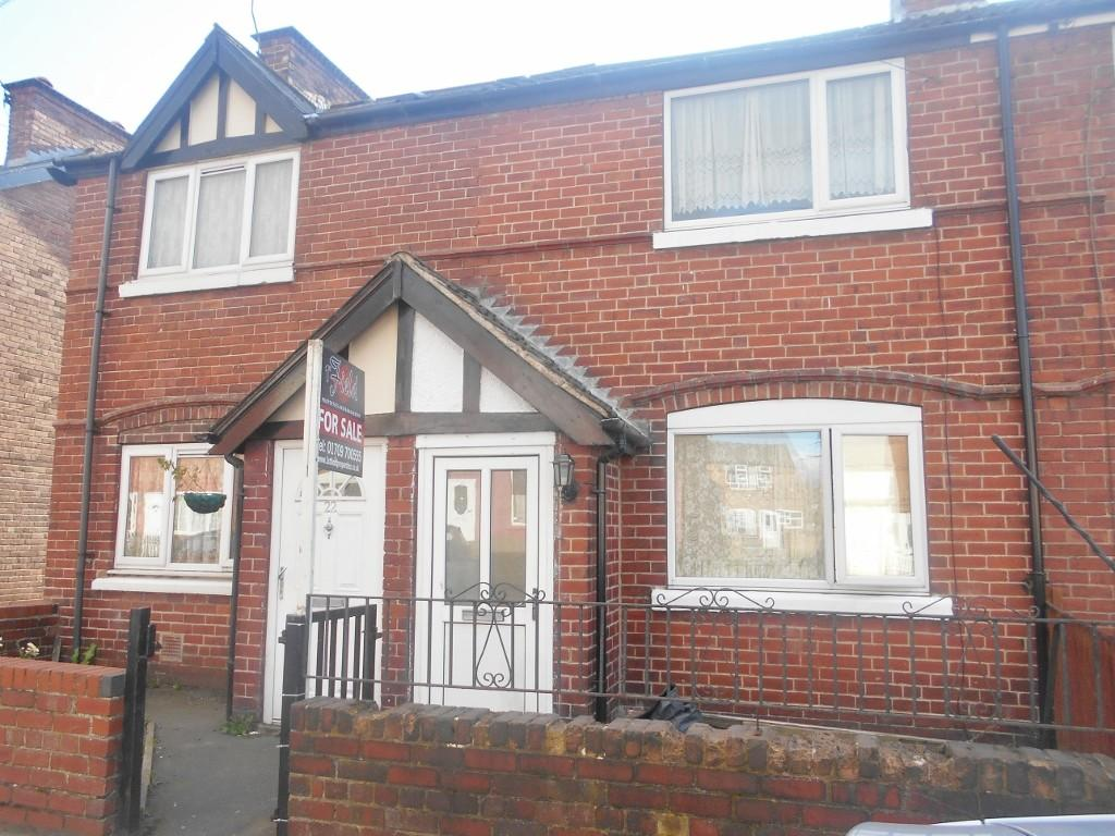 2 Bedrooms Terraced House for sale in Adelaide Street, Maltby