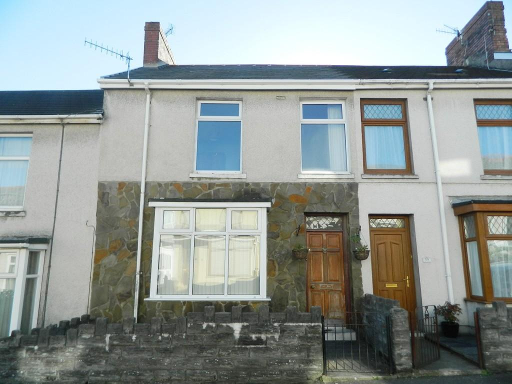 3 Bedrooms Terraced House for sale in Hedley Terrace, Llanelli