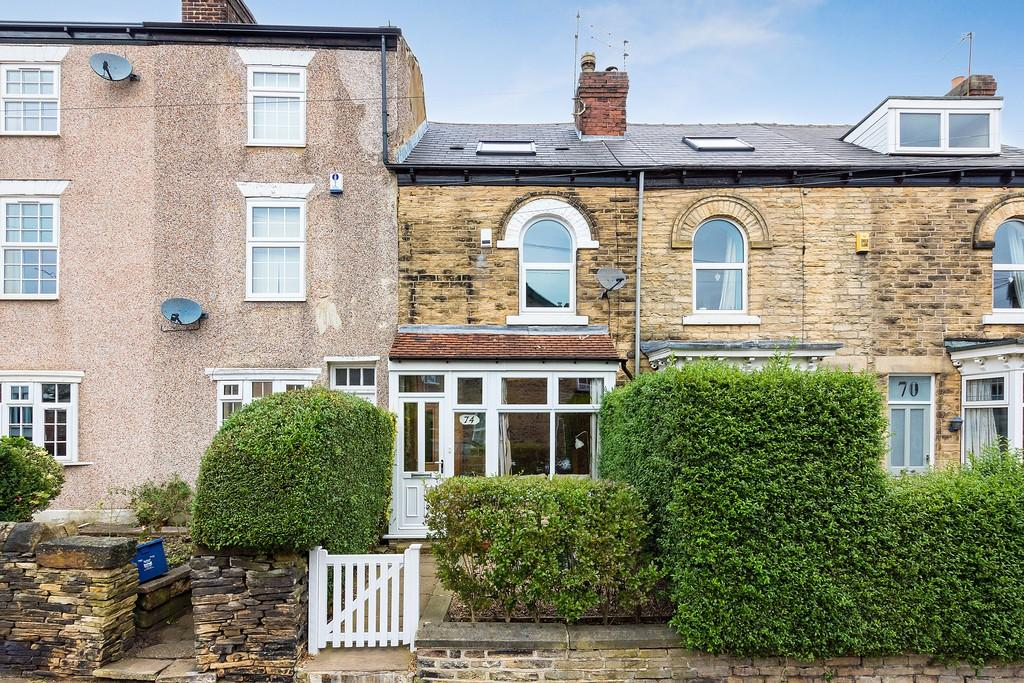 4 Bedrooms Terraced House for sale in Slinn Street, Crookes