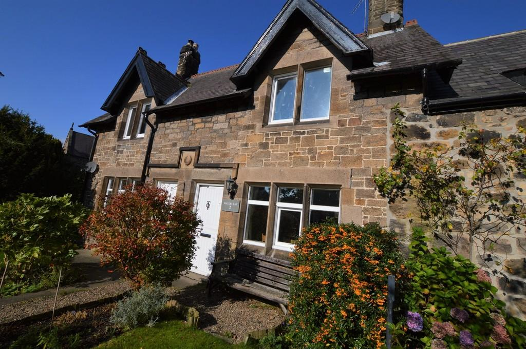2 Bedrooms Cottage House for sale in The Hill, Ovingham