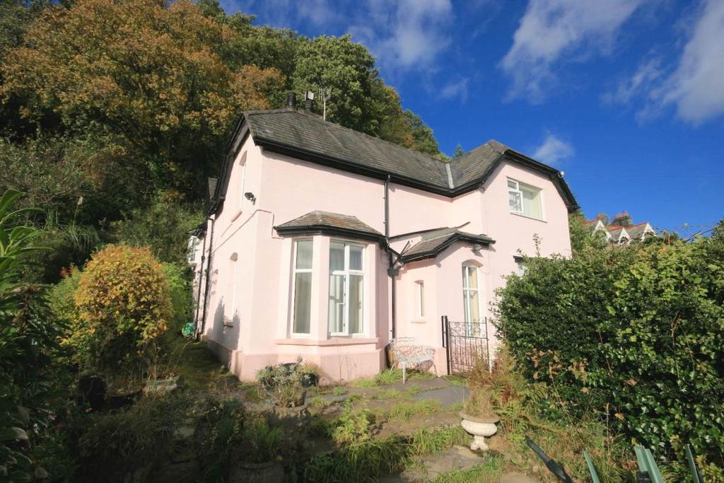 5 Bedrooms Detached House for sale in Glan Dwr, Trefriw, LL27 0JP
