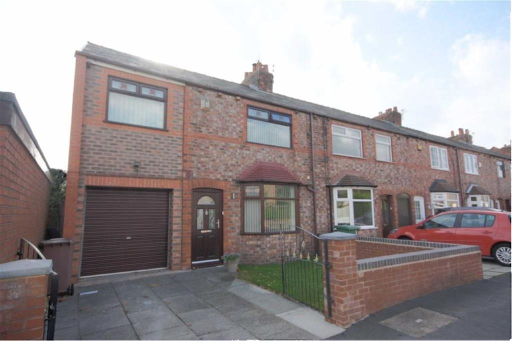 3 Bedrooms End Of Terrace House for sale in Mulberry Avenue, Eccleston, St.Helens, WA10