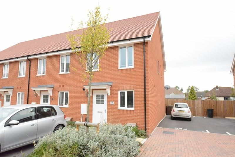 2 Bedrooms End Of Terrace House for sale in Bailey Close, Picket Piece, Andover