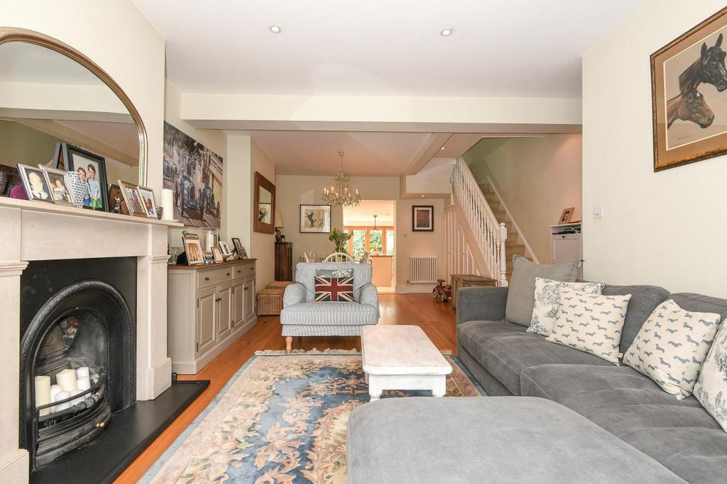 4 Bedrooms Terraced House for sale in Becklow Road, Shepherds Bush