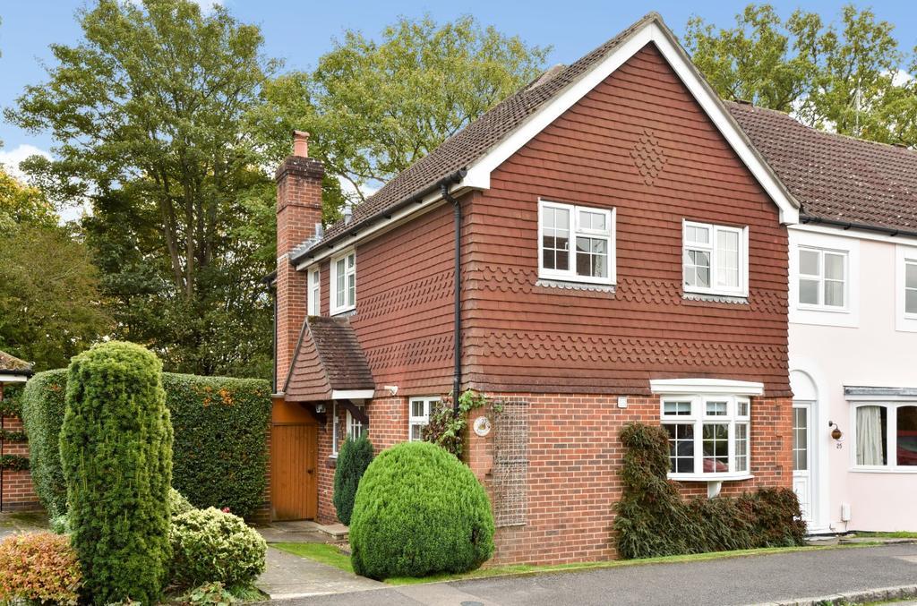 3 Bedrooms End Of Terrace House for sale in Grenehurst Way, Petersfield, GU31