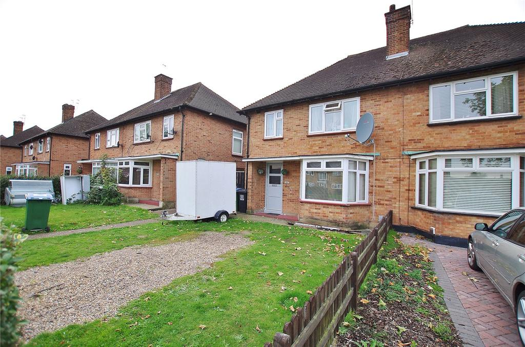 3 Bedrooms Semi Detached House for sale in Vicarage Road, Watford, Hertfordshire, WD18