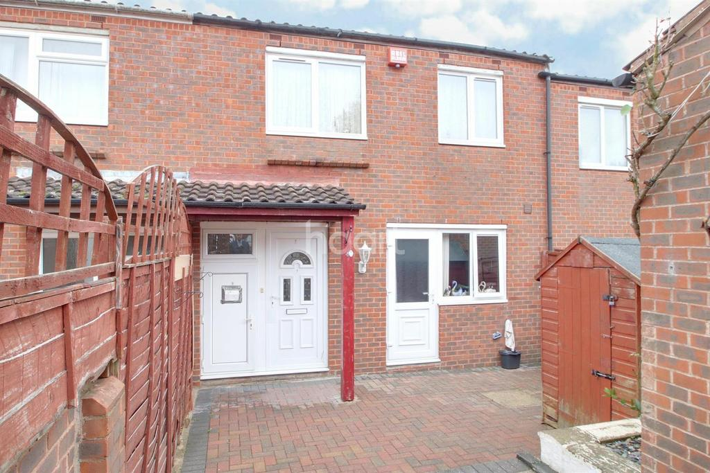 4 Bedrooms Terraced House for sale in Springfield, Milton Keynes