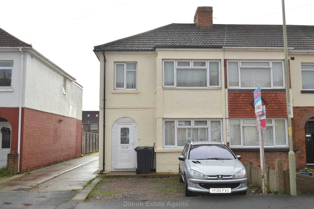 4 Bedrooms End Of Terrace House for sale in Avery Lane, Gosport