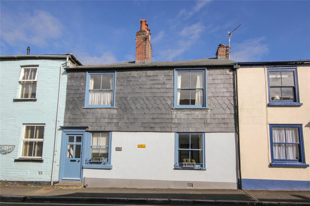 3 Bedrooms Terraced House for sale in Ebrington Street, Kingsbridge, Devon, TQ7