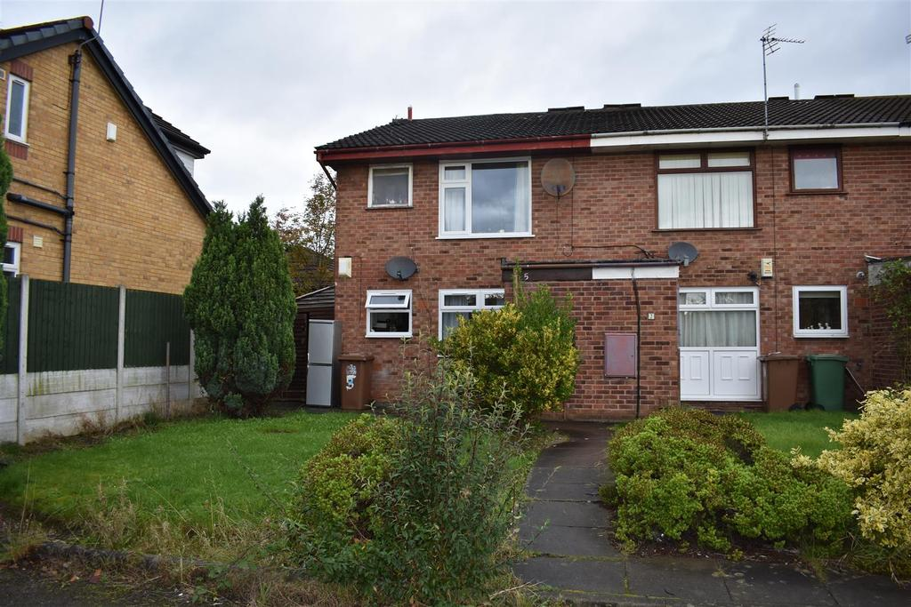 1 Bedroom Flat for sale in Rampit Close, St. Helens