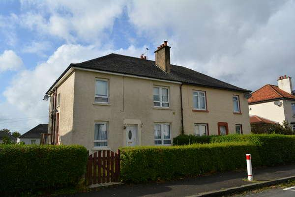 2 Bedrooms Flat for sale in 29 Commore Drive, Knightswood, Glasgow, G13 3TU