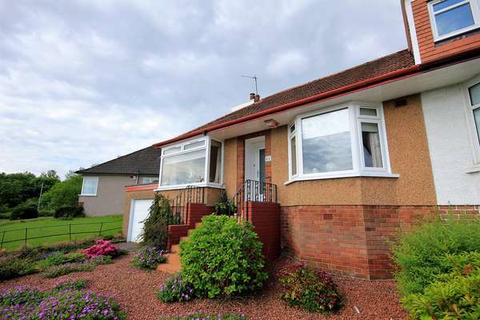 2 bedroom semi-detached bungalow for sale - 64 Braefoot Avenue, Milngavie, Glasgow, G62 6JT