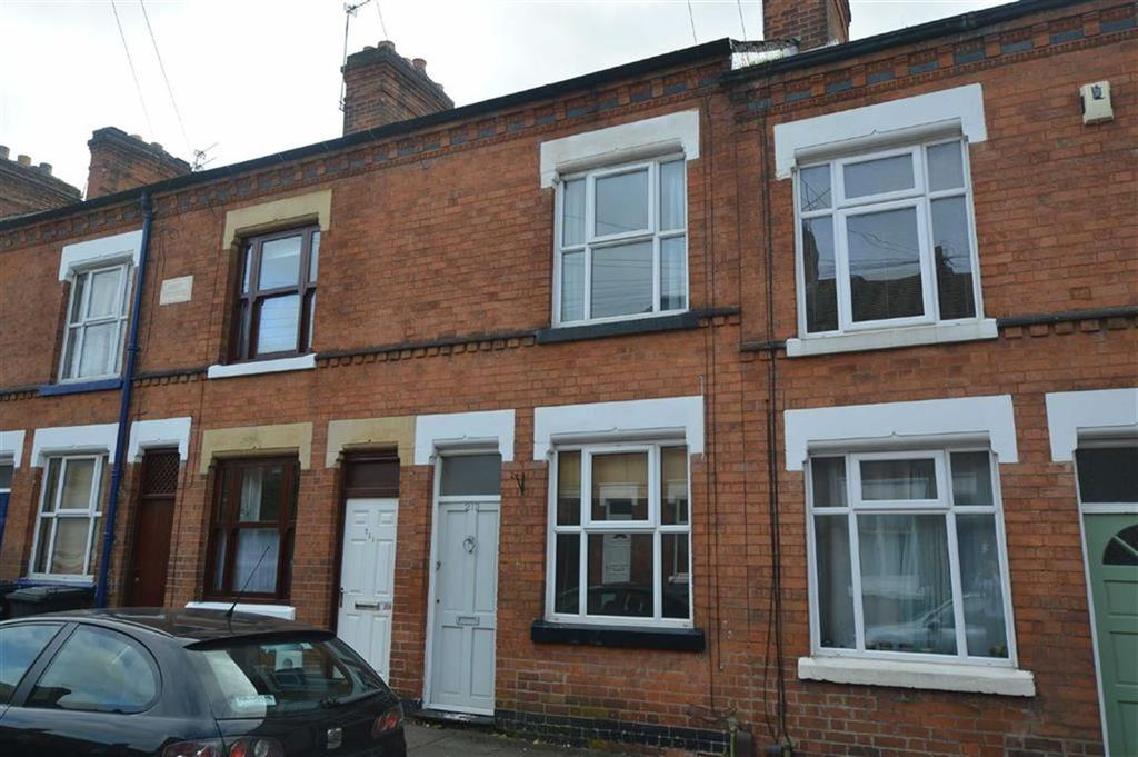 2 Bedrooms Terraced House for sale in Avenue Road Extension, Clarendon Park