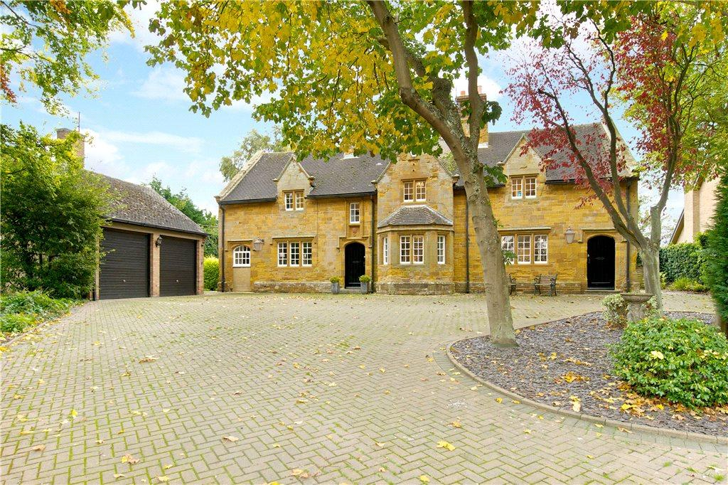 4 Bedrooms Unique Property for sale in Harlestone Road, Chapel Brampton, Northamptonshire