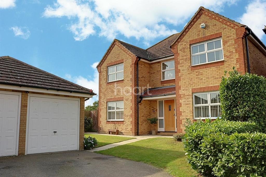 4 Bedrooms Detached House for sale in Gypsy Way, High Halstow, Rochester