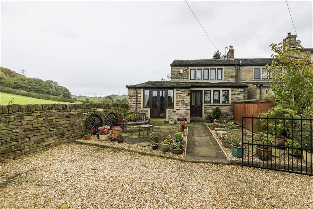 2 Bedrooms Cottage House for sale in Houses Hill, Lepton, Huddersfield, HD5