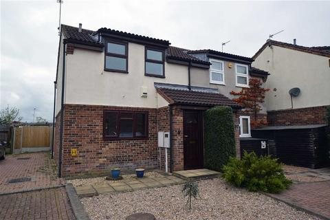 2 bedroom semi-detached house for sale - Glengarry Close, New Parks