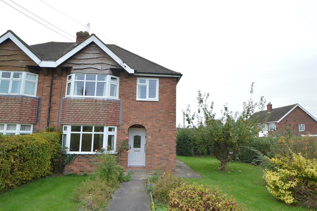 3 Bedrooms Semi Detached House for sale in 31 Lyth Hill Road, Bayston Hill, Shrewsbury SY3 0EW