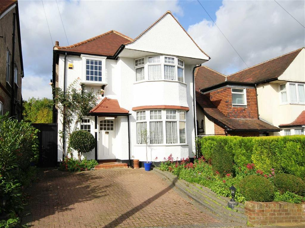 4 Bedrooms Detached House for sale in Oakhurst Avenue, Barnet, Hertfordshire