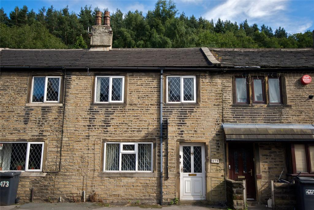 1 Bedroom Terraced House for sale in Manchester Road, Linthwaite, Huddersfield, West Yorkshire, HD7