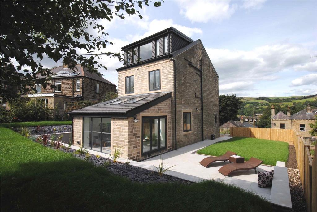 4 Bedrooms Detached House for sale in Gordon Street, Slaithwaite, Huddersfield, West Yorkshire, HD7