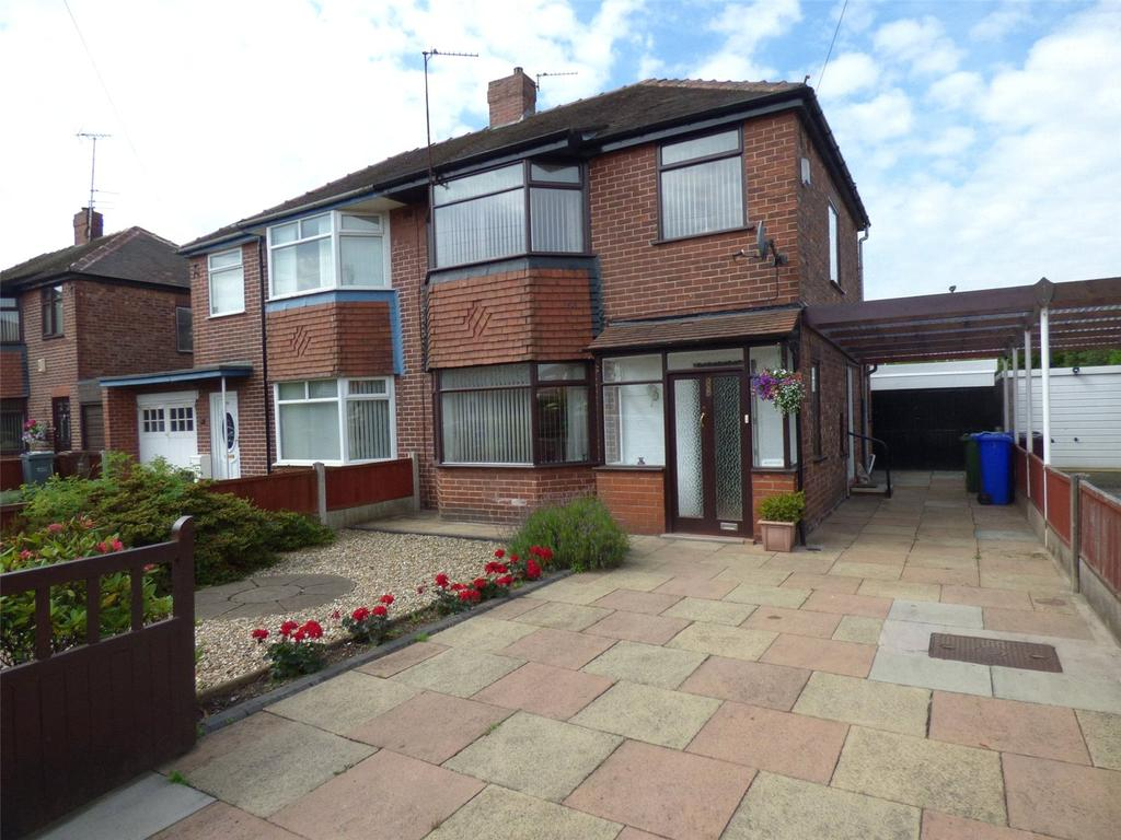 3 Bedrooms Semi Detached House for sale in Nina Drive, New Moston, Manchester, M40