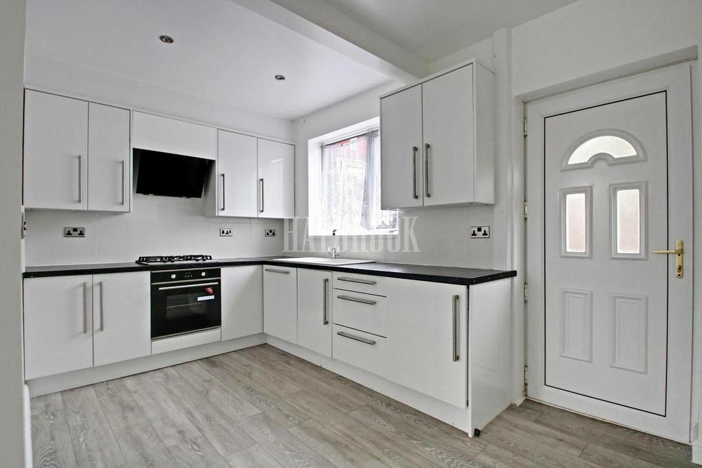 2 Bedrooms Semi Detached House for sale in Galsworthy Road, Southey