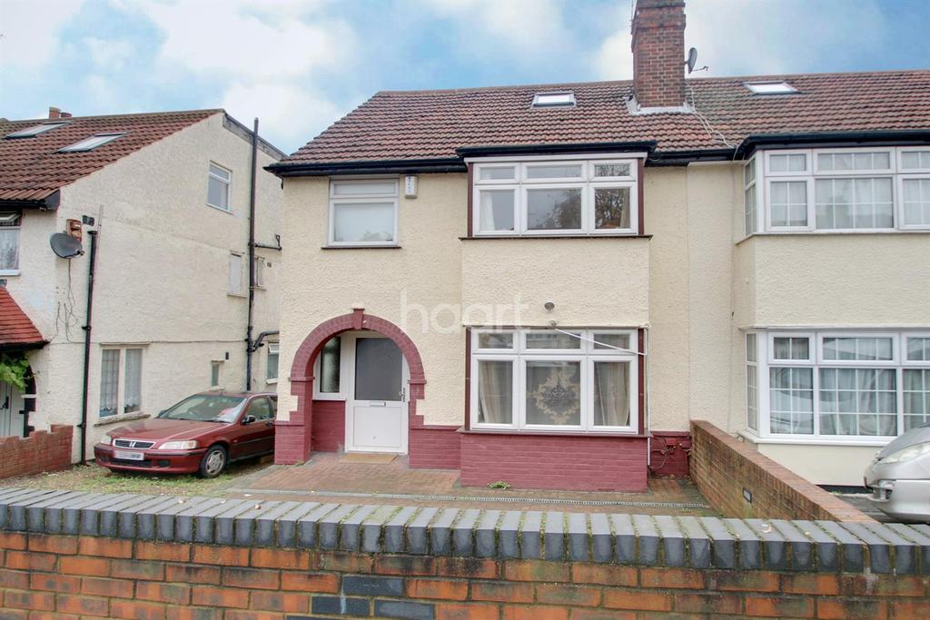 4 Bedrooms Semi Detached House for sale in Alder Grove, NW2