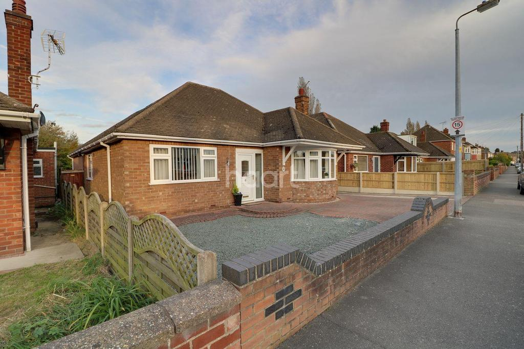 3 Bedrooms Bungalow for sale in Western Crescent, Lincoln