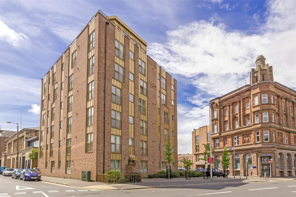 1 Bedroom Flat for sale in 0/3, 701 Govan Road, Govan, Glasgow, G51