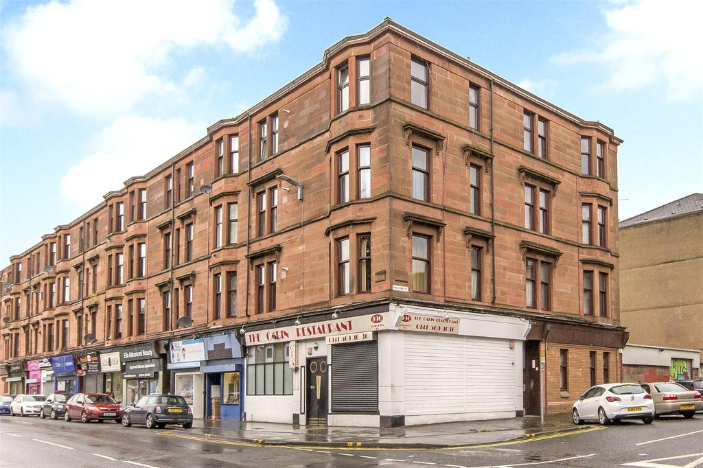 1 Bedroom Flat for sale in Flat 3/2, 1 Haylynn Street, Glasgow, Lanarkshire, G14