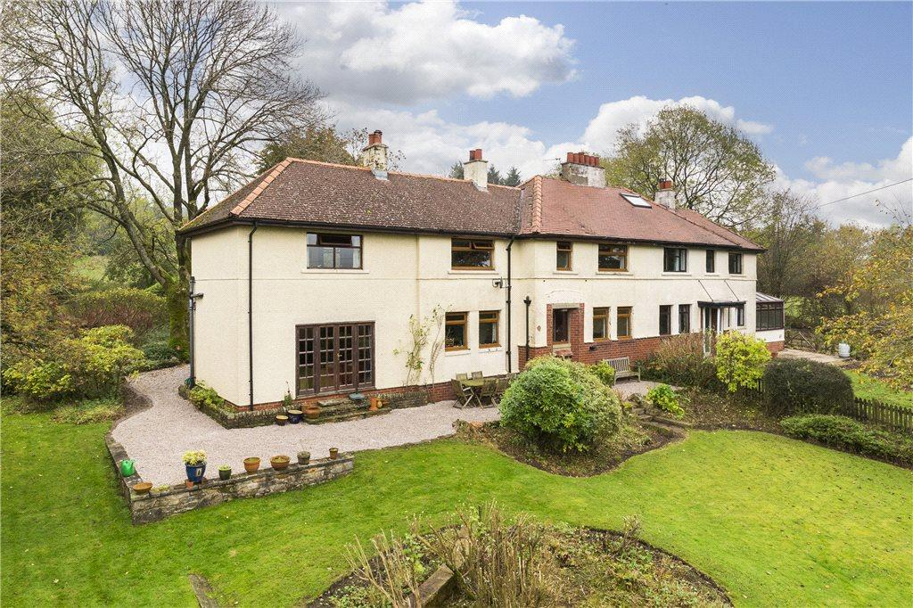 4 Bedrooms Semi Detached House for sale in Yew Tree Cottage, Hebden Road, Grassington, Skipton