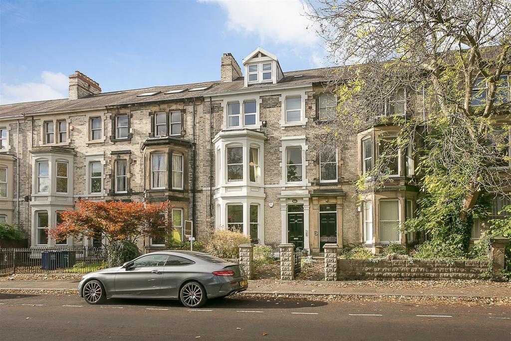 3 Bedrooms Duplex Flat for sale in Eslington Terrace, Jesmond, Newcastle upon Tyne