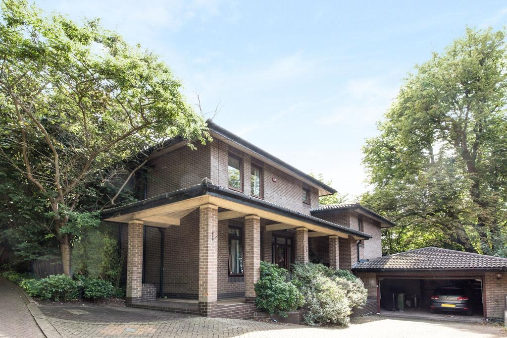 5 Bedrooms House for rent in Highfields Grove, London, N6