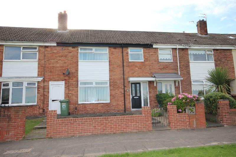 3 Bedrooms Terraced House for sale in Huxley Walk, Rift House, Hartlepool