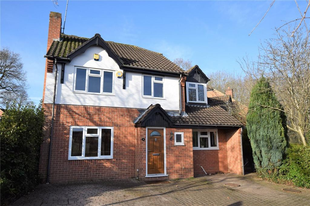 4 Bedrooms Detached House for sale in Horseshoe Crescent, Burghfield Common, Reading, RG7